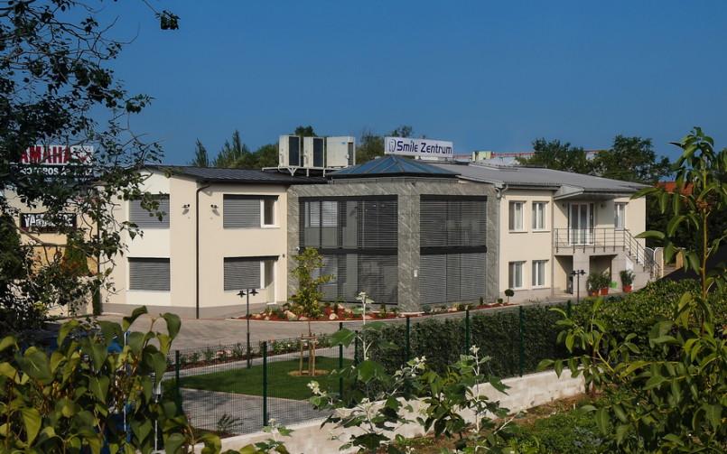 Smilezentrum in Ungarn