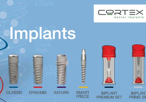Cortex implants
