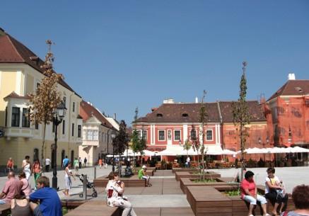 Győr Széchenyiér2