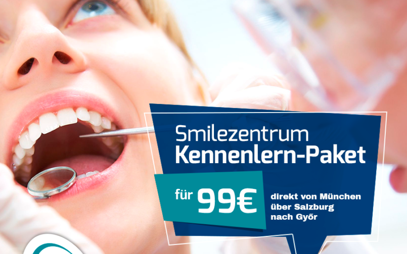 Smilezentrum Kennenlern Paket