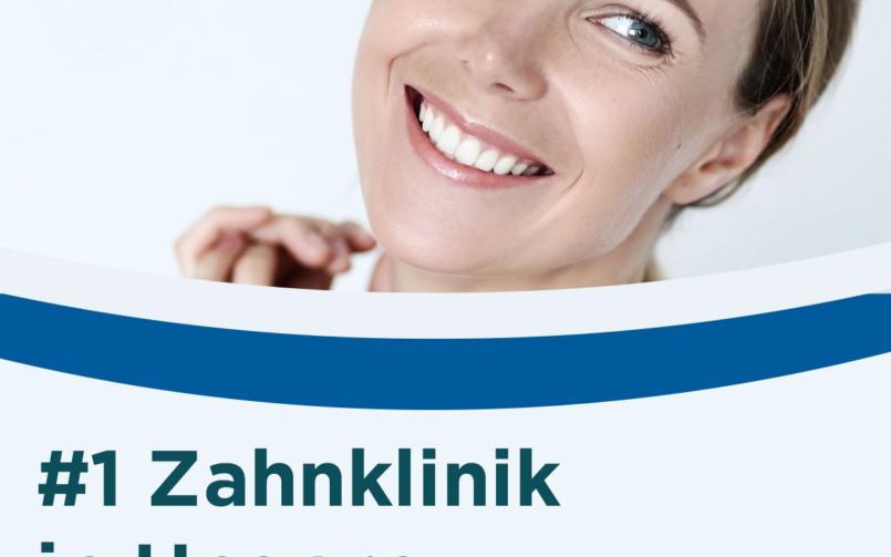 Zahnklinik in Ungarn